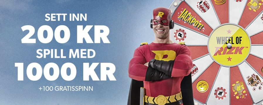 rizk promotion