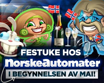NorskeAutomater med festuke