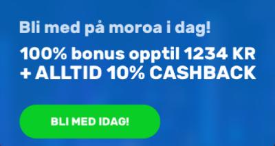 Fun Casino Norge bonus