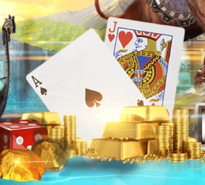 Lucky Nugget Casino Norge kort