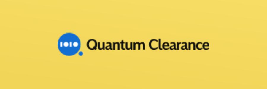 Quantum Clearance betaling casino