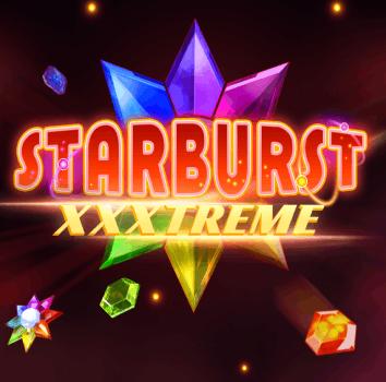 Starburst Xxxstreme automat