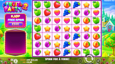 Fruit Party 2 – Pragmatic Play automat
