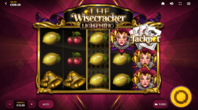 The Wisecracker Lightning – Red Tiger automat
