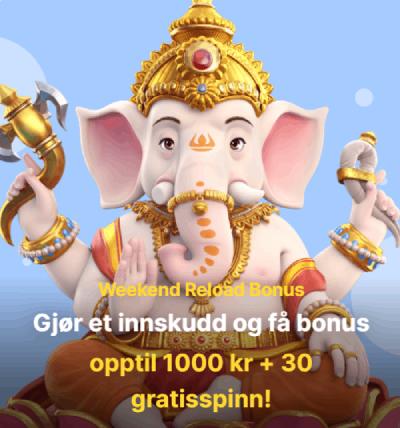 Icebet casino Norge kampanjer