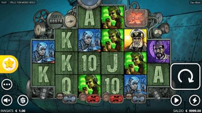 Das xBoot – Nolimit City spilleautomat
