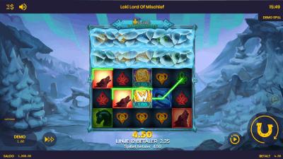 Loki Lord of Mischief – Lucksome spilleautomat