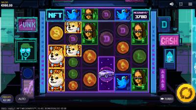 NFT Megaways – Red Tiger spilleautomat