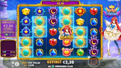 Starlight Princess – Pragmatic Play spilleautomat