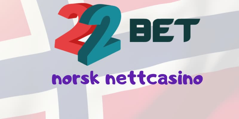 22bet er et norsk online casino