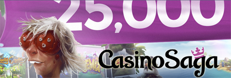 25000 freespins casinosaga