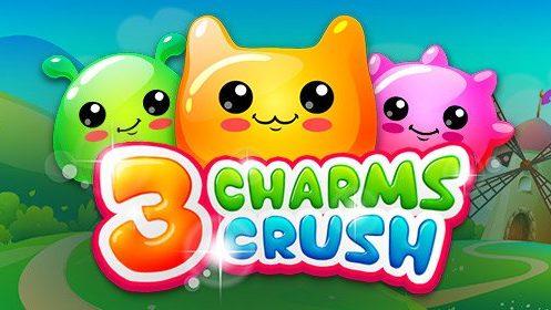 3 charms crrush spilleautomat