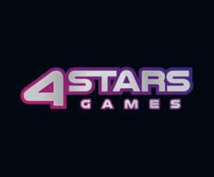 4starsgames casino logo