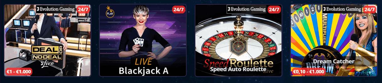4starsgames live casino