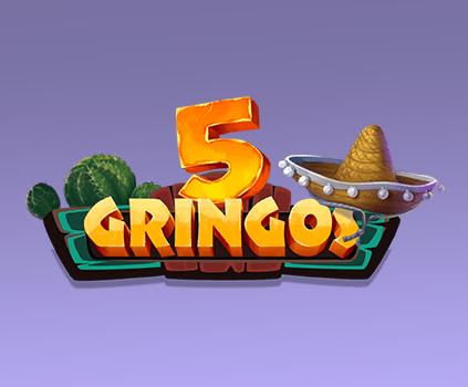 5 gringos logo