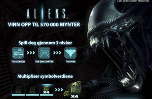 Aliens funksjoner