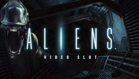 Aliens spilleautomat