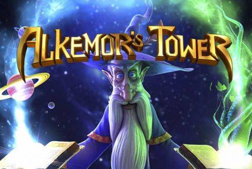 Alkemors Tower automat