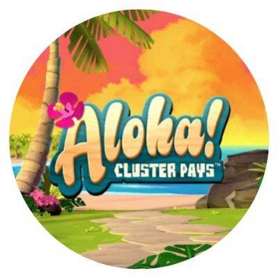 Aloha! Cluster Pays rundt bilde. (1)