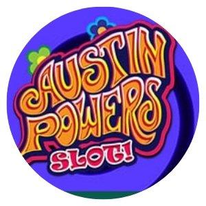 Austin Powers slot - rundt bilde