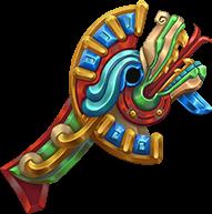 Aztec spins symbol 3