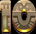 Aztec spins symbol 4