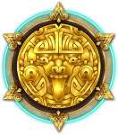 Aztec spins symbol 6