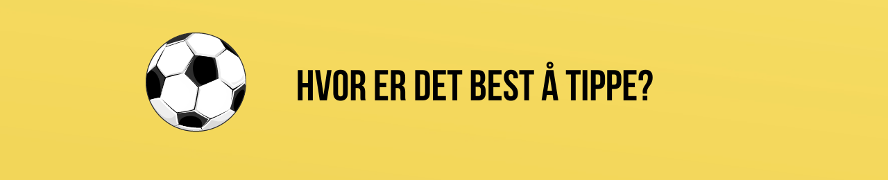 Best odds Norge