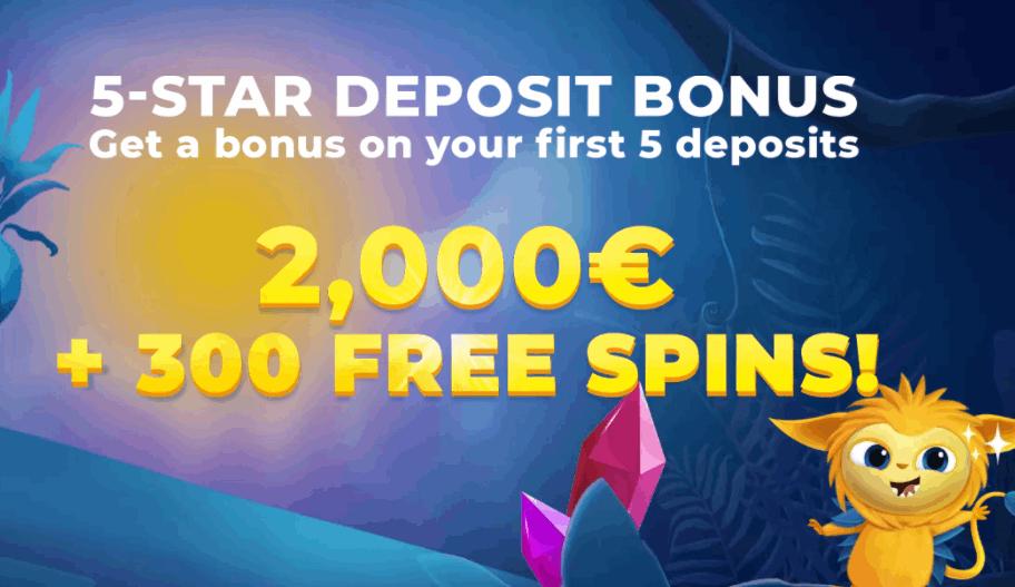 Betvili bonus