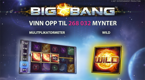 Big Bang spilleautomat
