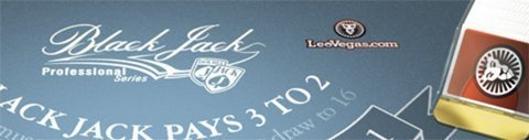 Blackjack-uke LeoVegas