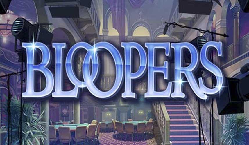 Bloopers online slot spilleautomat