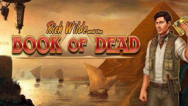 Konkurranse i Book of Dead.
