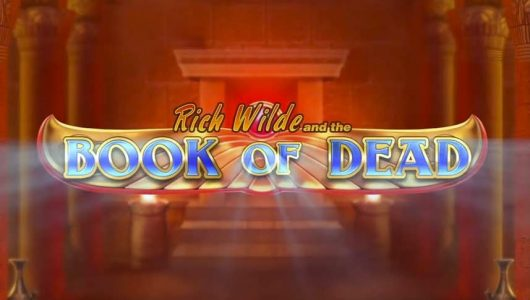 Book of Dead automat