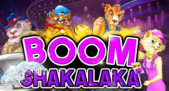 boomshakalaka spilleautomat