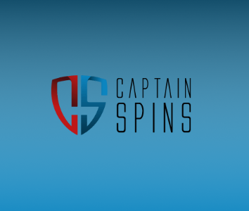 Captain spins logo