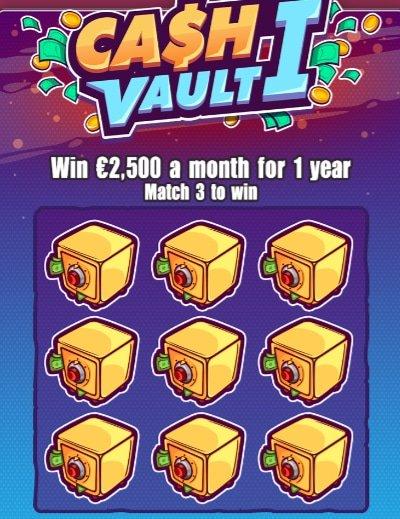 Cash Vault I