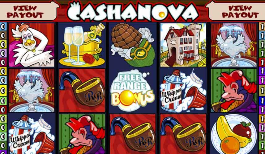 Cashanova automat