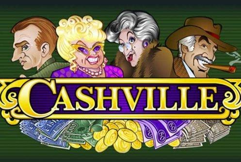 Cashville automat