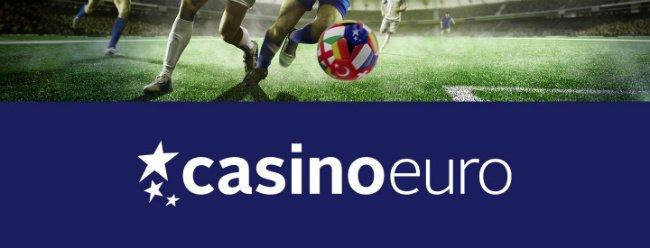 Nettspill hos Casino Euro