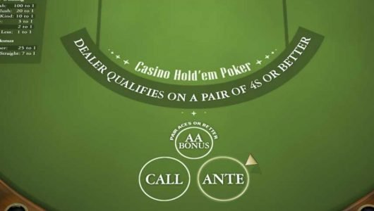 Casino Holdem bordspill