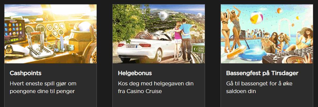 CasinoCruise Kampanje