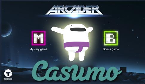 Casumo Arcader