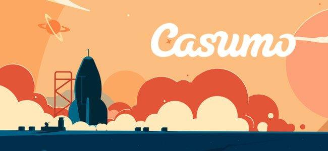 Nettspill hos Casumo.
