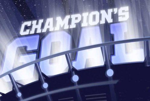 Champions Goal online slot spilleautomat