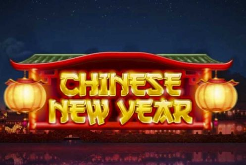 Chinese New Year automat