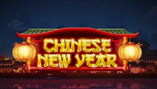 Chinese New Year automat