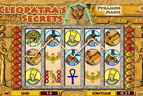 Cleopatras Secrets