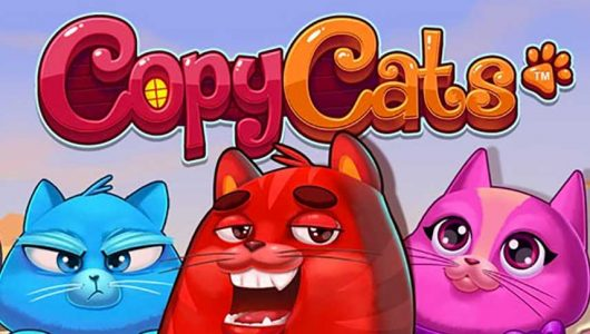 Copy Cats online slot