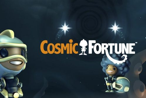 Cosmic Fortune automat